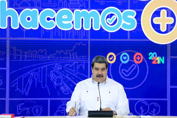 """Maduro llama a la oposición a """"jugar limpio"""" en las elecciones"""