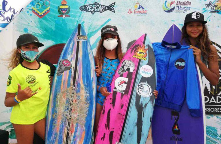Carabobo dominó nacional de surf en Los Caracas