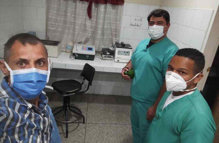 Reanudaron servicio de rayos X y eco en el CDI de Carayaca