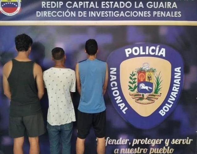 Hurtaron en una casa en Guaracarumbo y los atrapó la DIP