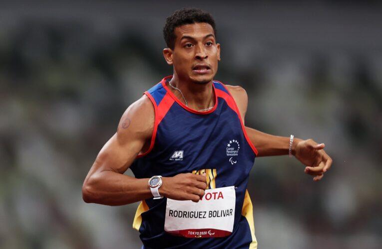 Luis Felipe Rodríguez, nuestra estrella de plata de los paralímpicos
