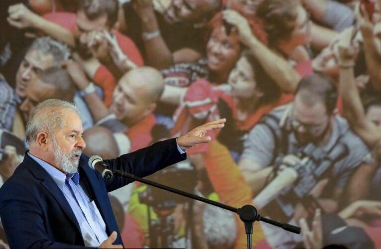 Archivan otra investigación contra Lula por corrupción