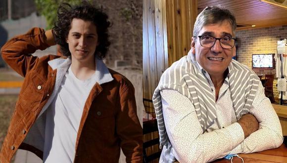 Vasco dejó embarcado a su padre Guillermo Dávila