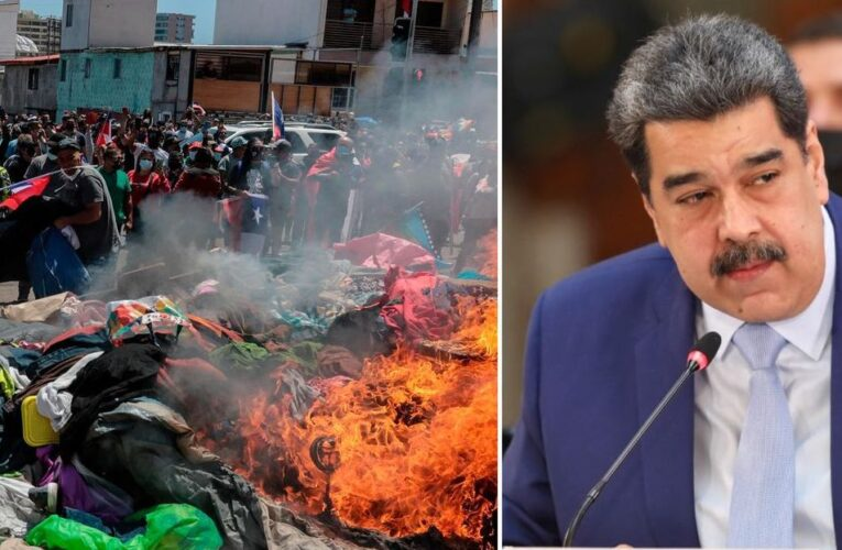 Maduro ordenó activar el Plan Vuelta a la Patria para venezolanos en Chile