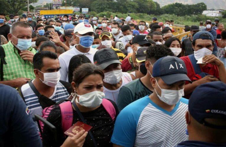 ONU: Éxodo de venezolanos podría llegar a 7 millones