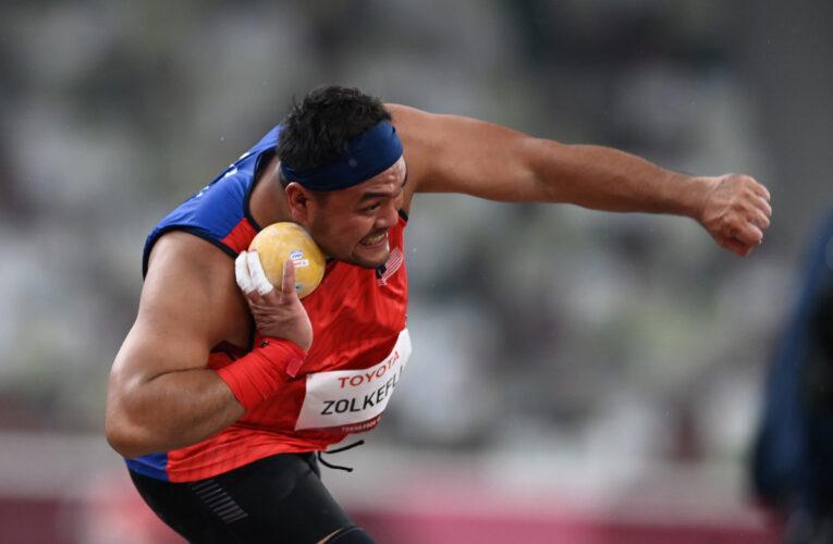 Le quitan el oro en los Paralímpicos por llegar tarde