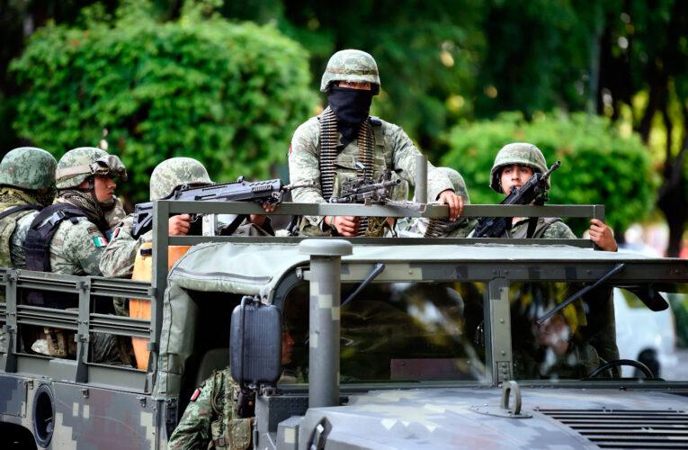 México confirma fin de acuerdo militar antinarco con EEUU
