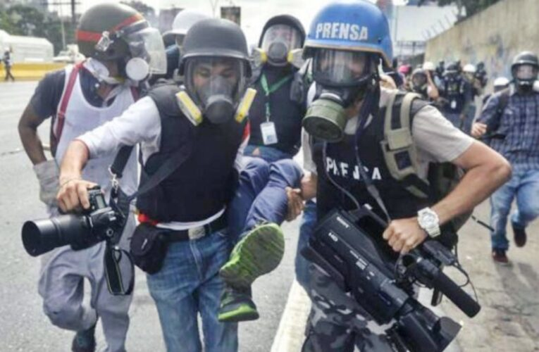 CNP: En agosto hubo 41 agresiones a la prensa