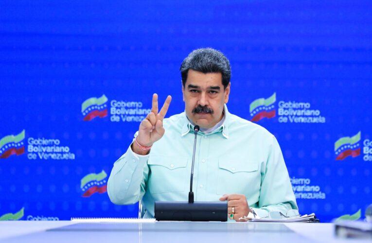 Maduro catalogó de exitoso primeros acuerdos en México