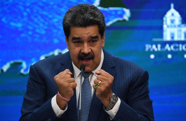 Maduro acusa a Duque de conspirar contra el diálogo en México