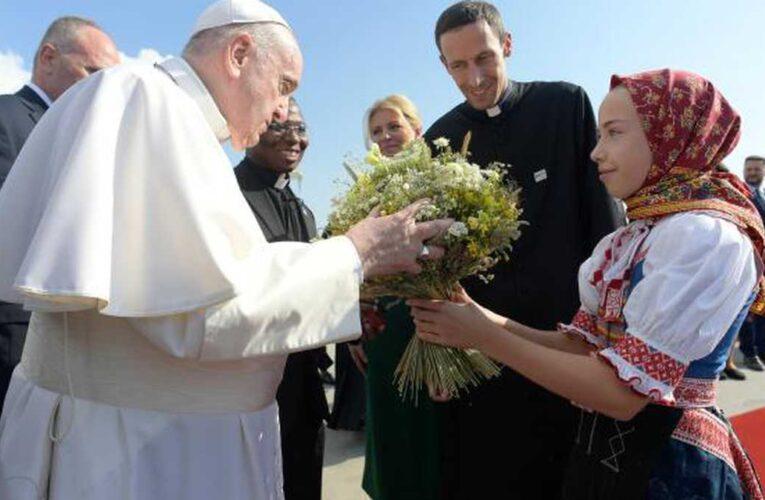 Papa Francisco pide una Europa más solidaria