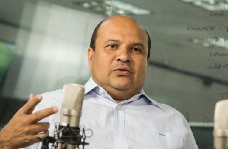 Roland Carreño hospitalizado por covid y crisis hipertensiva