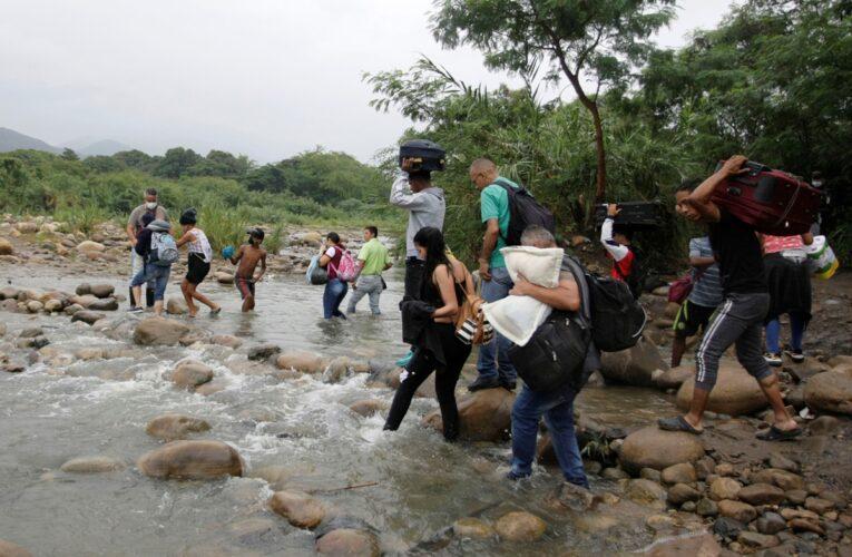 Mueren 2 venezolanos en una trocha