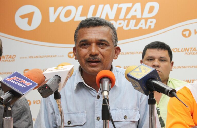 Liberan a Yovanny Salazar de Voluntad Popular