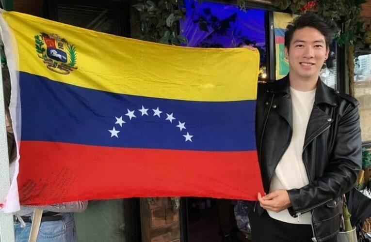Influencer venezolano Maisong Lee se recupera