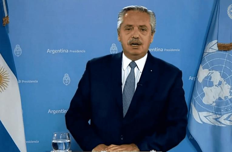 Fernández: Argentina fue sometida a un deudicidio