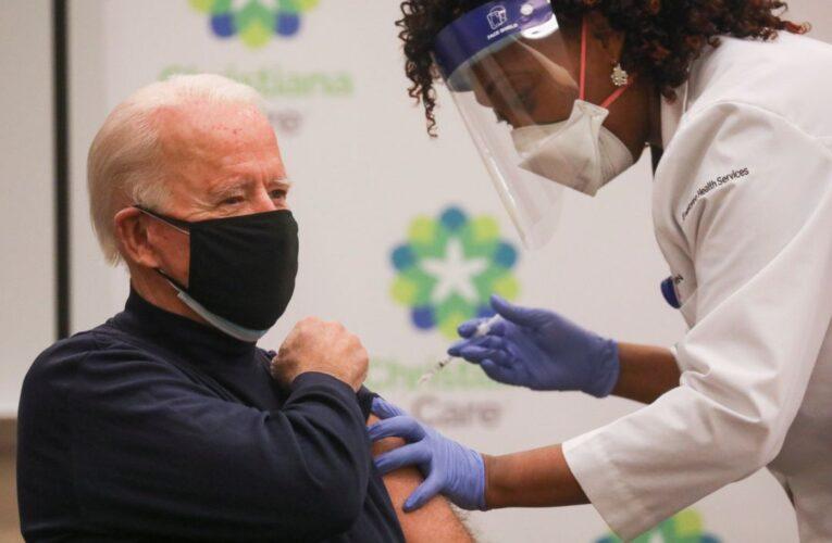 Empresas demandarán a Biden por la vacuna obligatoria