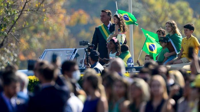 Bolsonaro amenaza al Tribunal Supremo