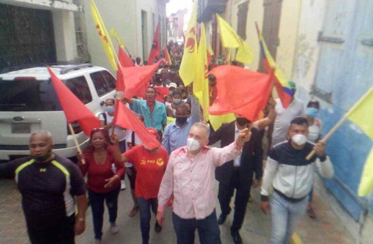 Galbán: Convertiremos a La Guaira en la primera potencia de Venezuela