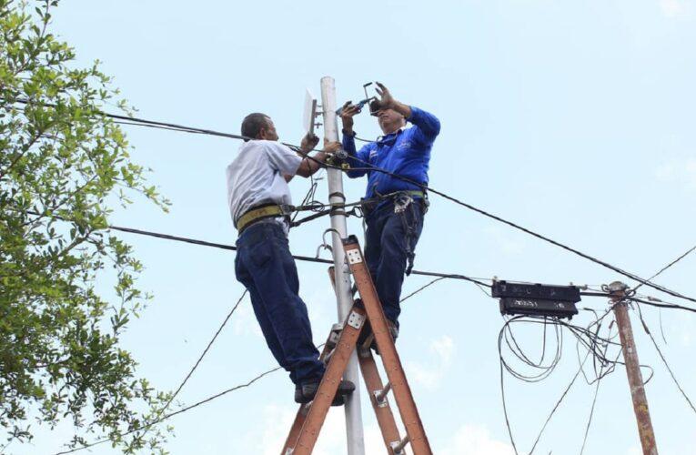 Naiguatá sin internet por cortes eléctricos