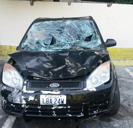 Murió copiloto del Fiesta que mató a cuatro personas en la autopista