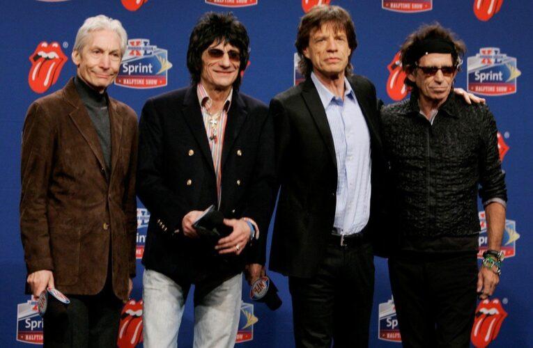 Los Stones no pudieron ir al funeral de Charlie Watts