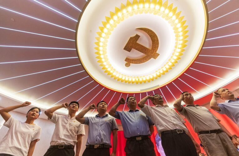 China prohíbe a canales de televisión contratar actores «contrarios al Partido Comunista»