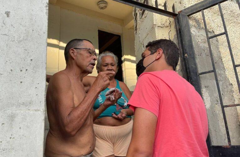 Olivares: Familias de La Chivera viven sin techos y sin respuestas
