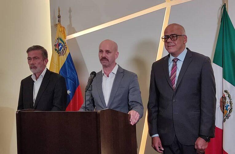 Diálogo en México: Partes acuerdan mecanismo de consulta para ampliar negociación