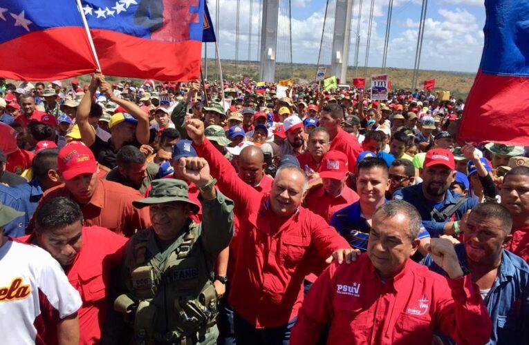 Cabello liderará el comando de campaña chavista