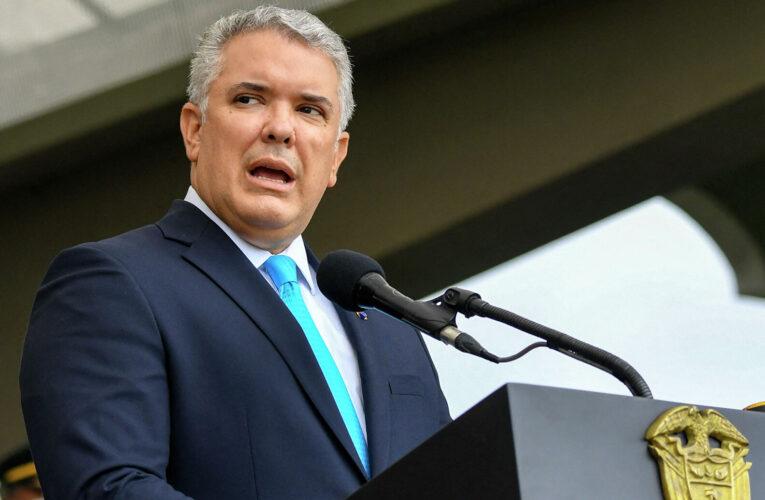 Duque: Negociación entre la oposición y Maduro debe llevar a una elección presidencial de inmediato