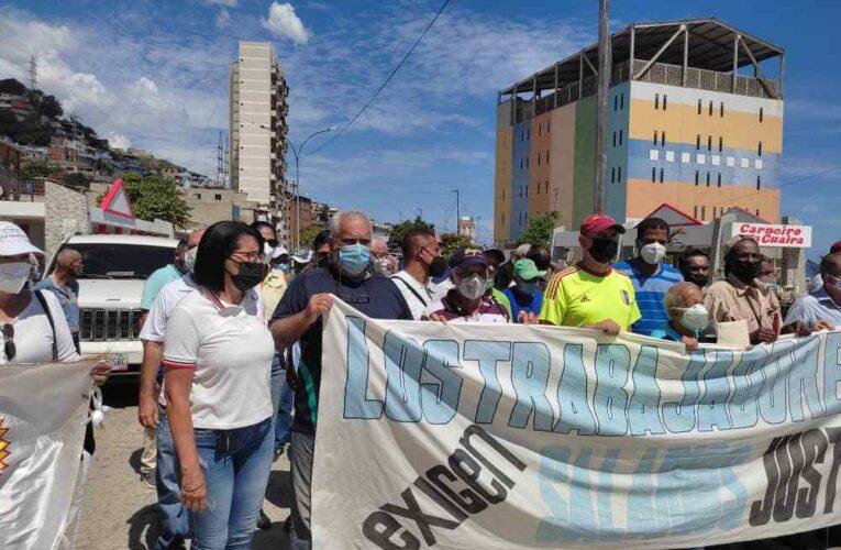 «La hiperinflación ha pulverizado el salario de los trabajadores»