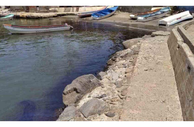 Derrame de fueloil causó daño ambiental y pérdidas a pescadores
