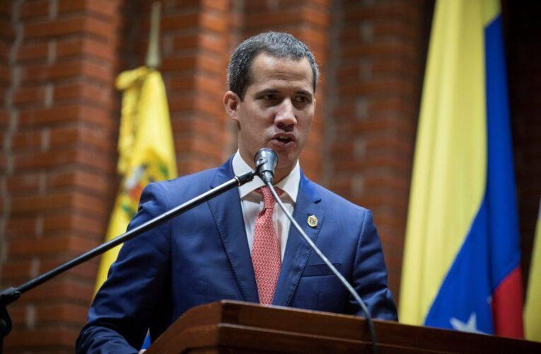 Guaidó: No hay condiciones para un proceso electoral libre, por eso estamos en México