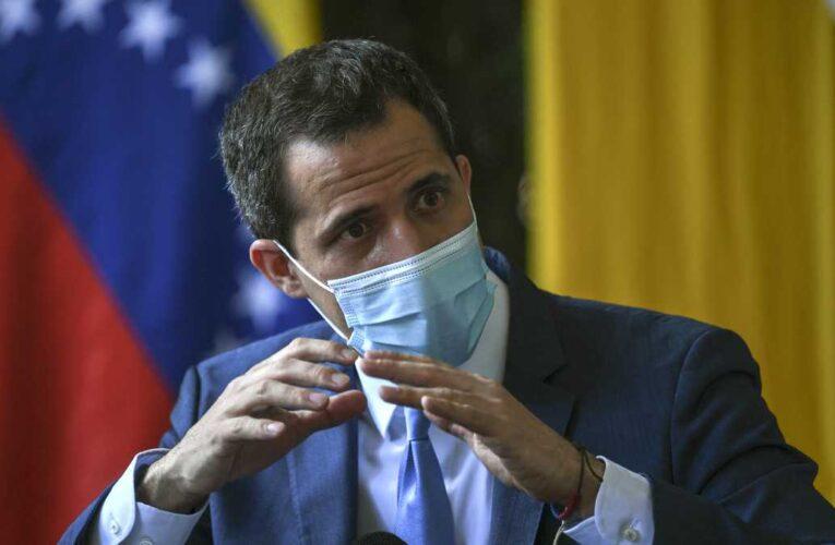 Guaidó estudia transferir activos venezolanos a un fideicomiso