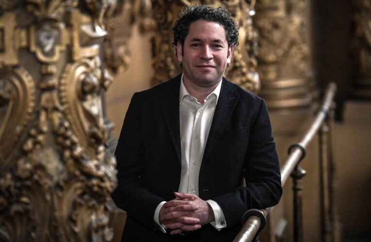 Dudamel arranca la temporada de la Ópera de París