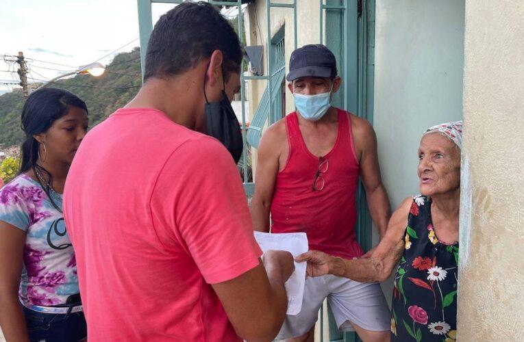 «Familias de La Chivera viven sin techos y sin respuestas»