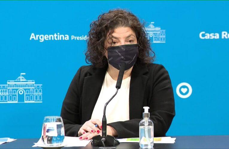 Uso de mascarilla ya no será obligatorio en Argentina