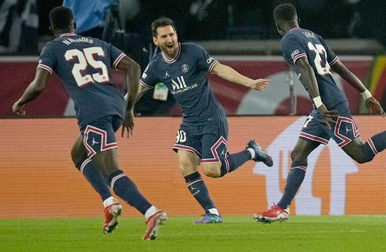 Con golazo de Messi el PSG venció al City