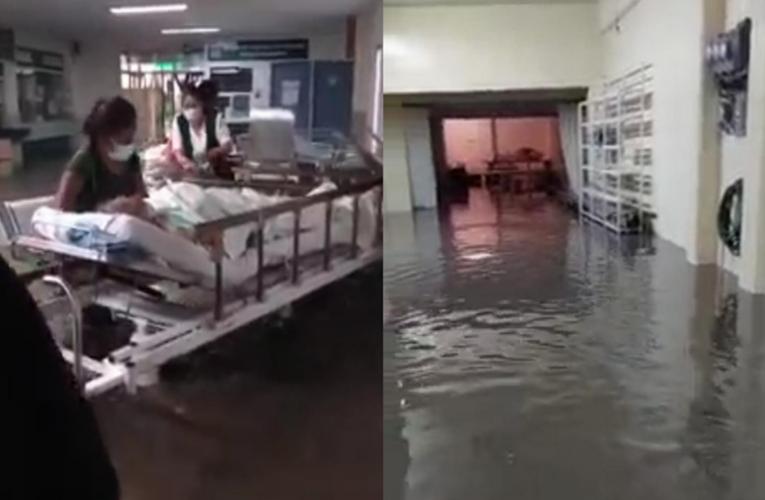 Mueren 16 pacientes en la inundación de un hospital en México