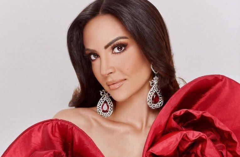 Venezolana Oricia Domínguez es la nueva Miss Portugal