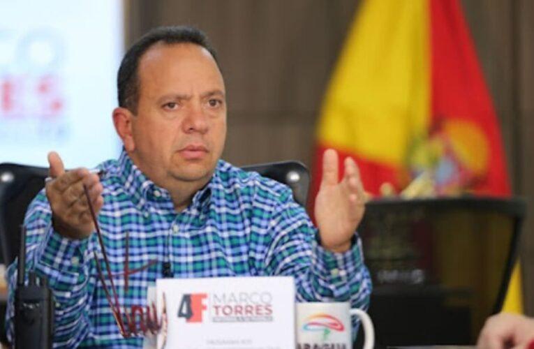 Marco Torres es el nuevo ministro de Aguas