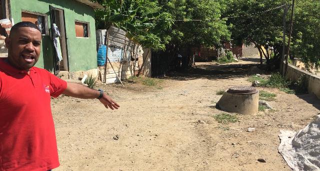 En el sector La Ceiba tienen dos meses sin agua