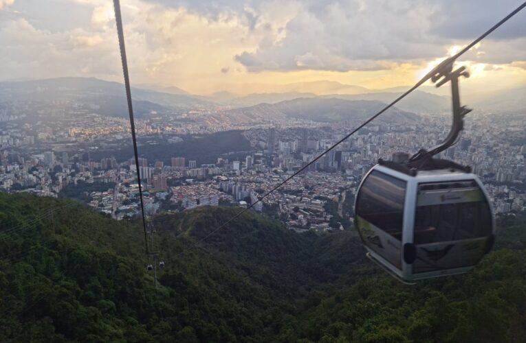 Teleférico de Caracas estará un año parado por mantenimiento