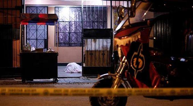Matan a venezolano en Perú mientras cenaba
