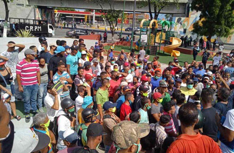 Empleados de Salva Foods protestaron para exigir su pago