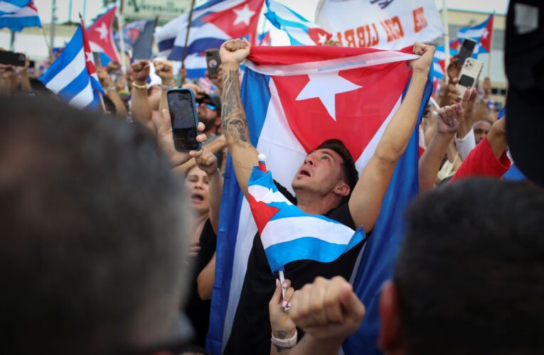 Activistas cubanos volverán a las calles en noviembre
