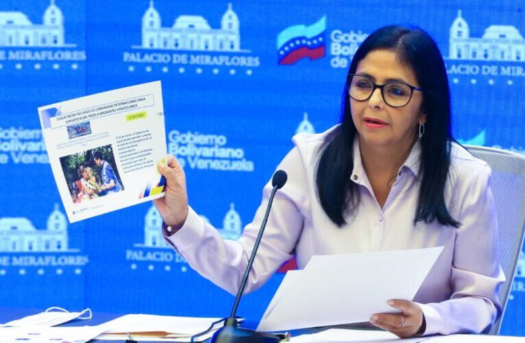"Venezuela denunciará a Iván Duque ante la CPI por ""exterminio"" de venezolanos"