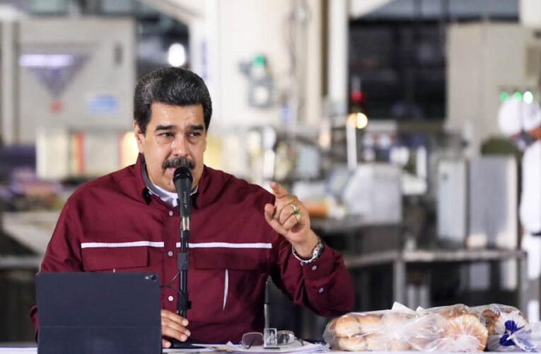 Maduro mejorará salarios a través del carnet de la patria