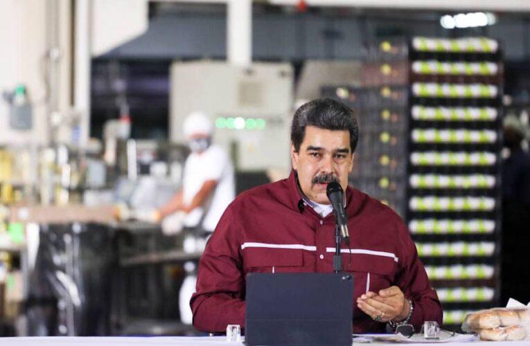 Maduro llama a empresarios colombianos a retomar inversiones en Venezuela